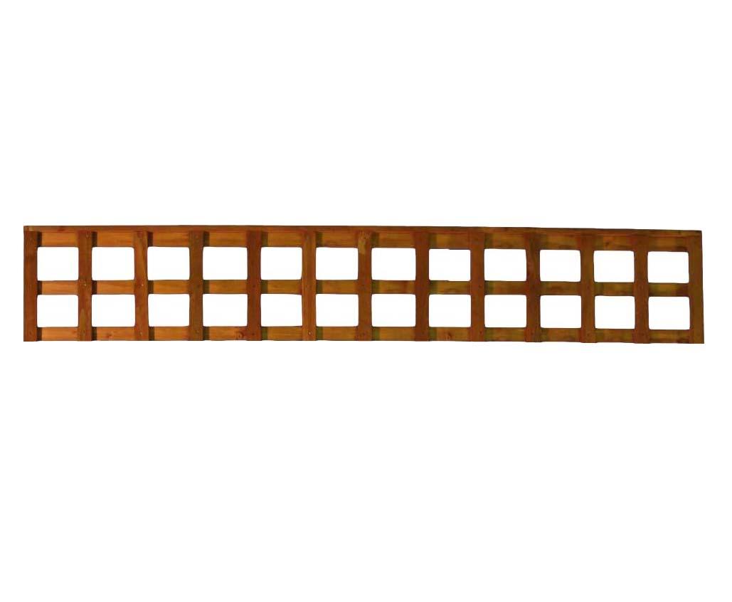 6 X 1 Heavy Duty Trellis Panel Stockport Fencing
