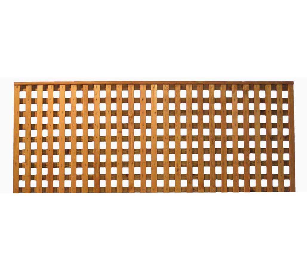 6 X 2 Heavy Duty Trellis Panel Small Spacings