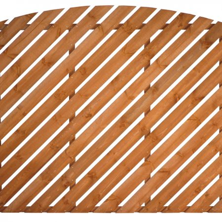 Open Slatted Panels
