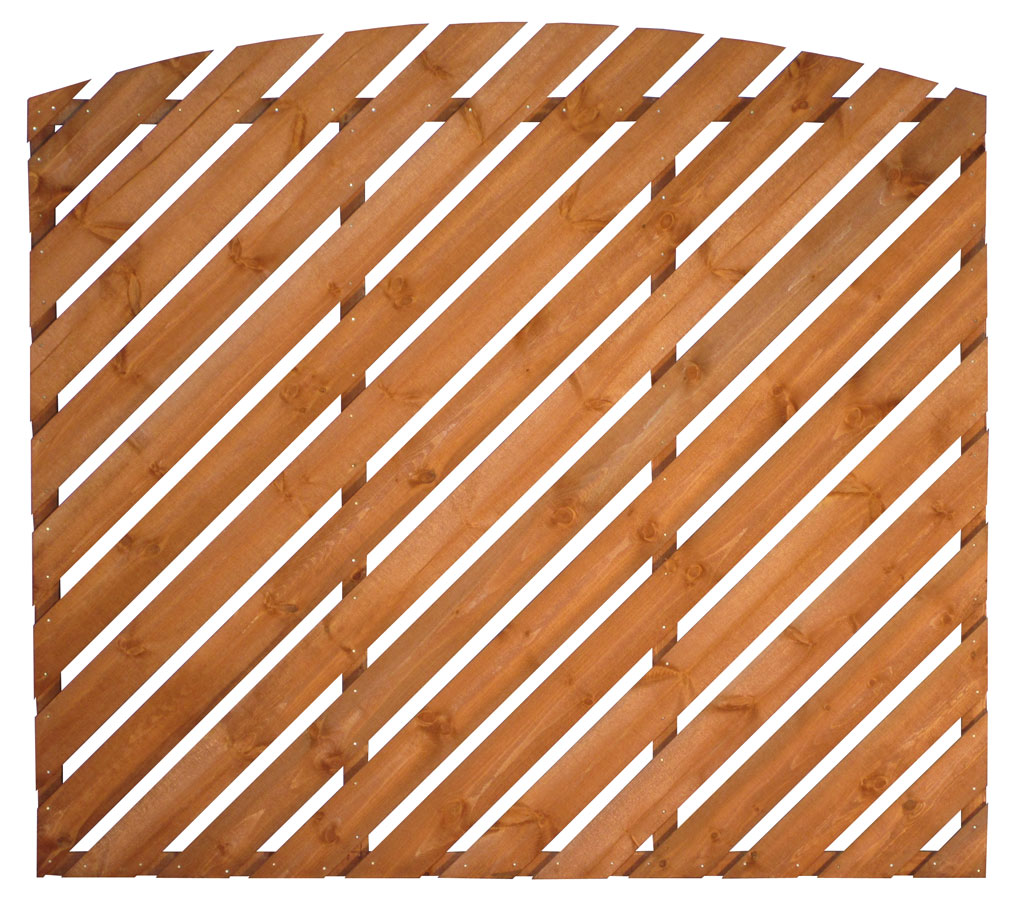Open Slatted Panels