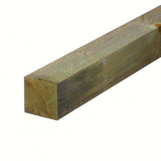 Standard Timber Posts