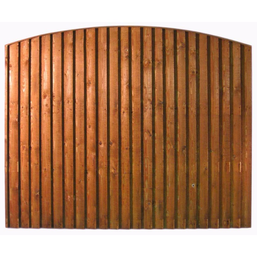 Arched Top Closeboard