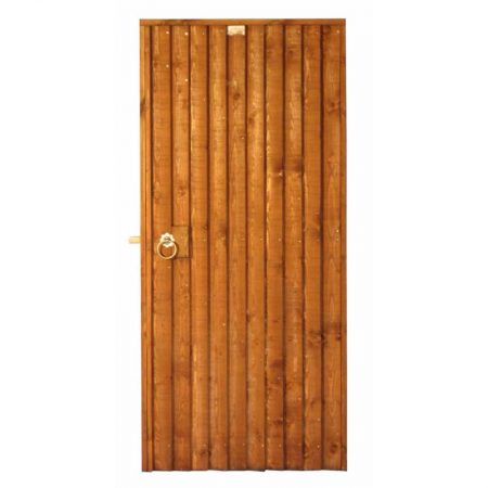 Single Panel Style Gates