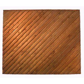Diagonal Closeboard