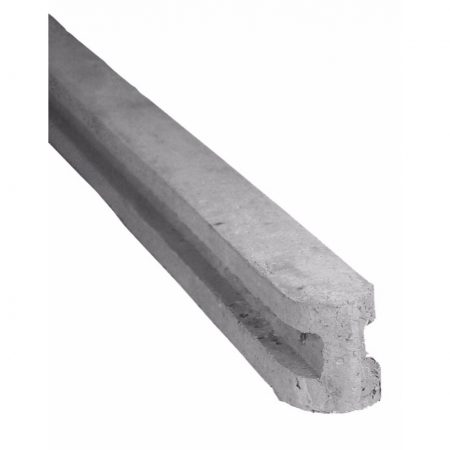 Concrete Slotted Fence Posts (Heavy Duty/ Industrial)