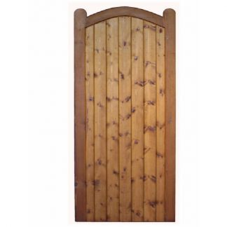 Single Tongue and Groove Gates