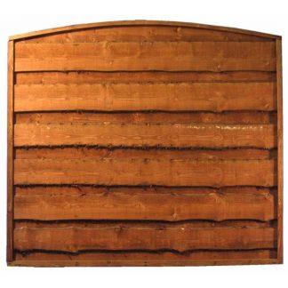 Lap Style Fence Panels